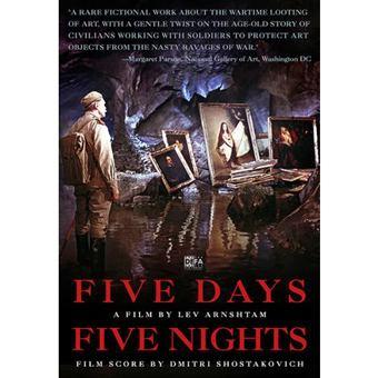 Five Days, Five Nights (1960 film) DVD Savant DVD Review Five Days Five Nights