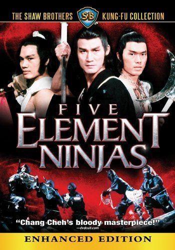 Five Element Ninjas Amazoncom Five Element Ninjas Movies TV