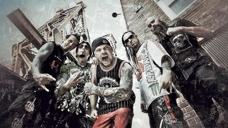 Five Finger Death Punch Did FIVE FINGER DEATH PUNCH Break Up On Stage Last Night UPDATE