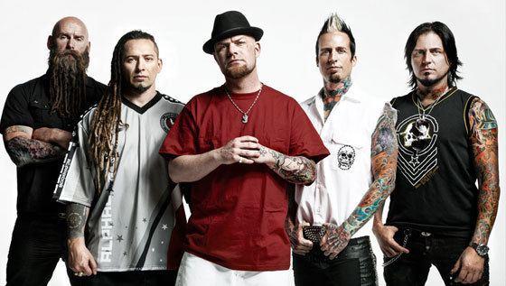 Five Finger Death Punch Five Finger Death Punch Artists Shure Americas
