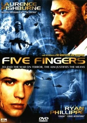 Five Fingers (2006 film) Five Fingers Internet Movie Firearms Database Guns in Movies TV