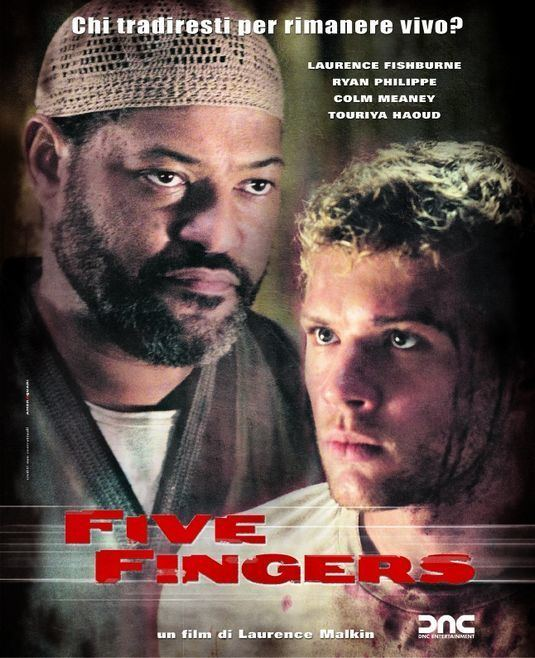 Five Fingers (2006 film) Five Fingers Movie Poster 1 of 2 IMP Awards