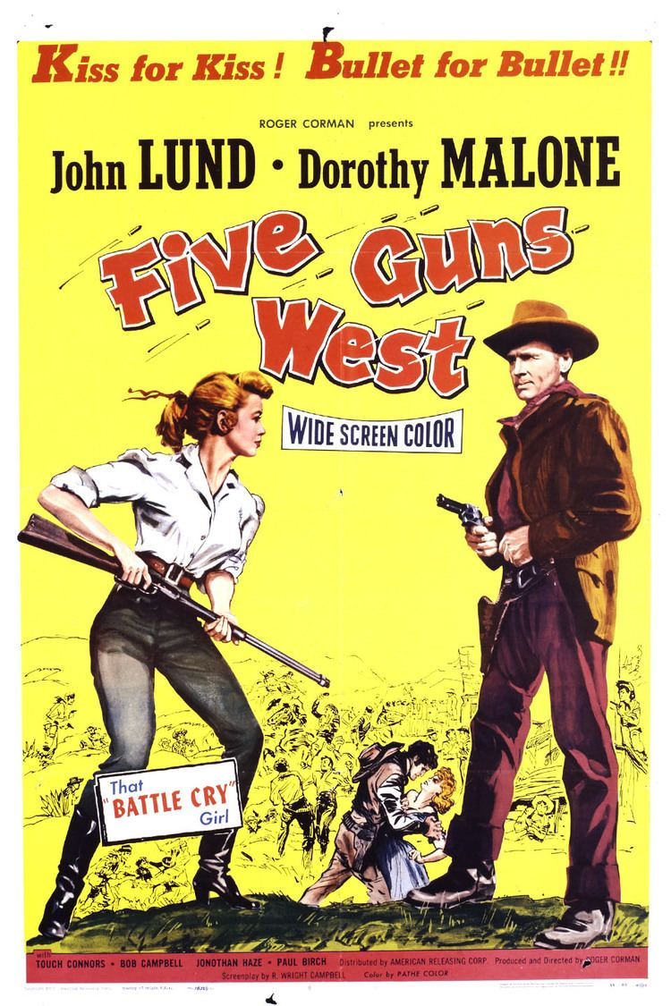 Five Guns West wwwgstaticcomtvthumbmovieposters3588p3588p