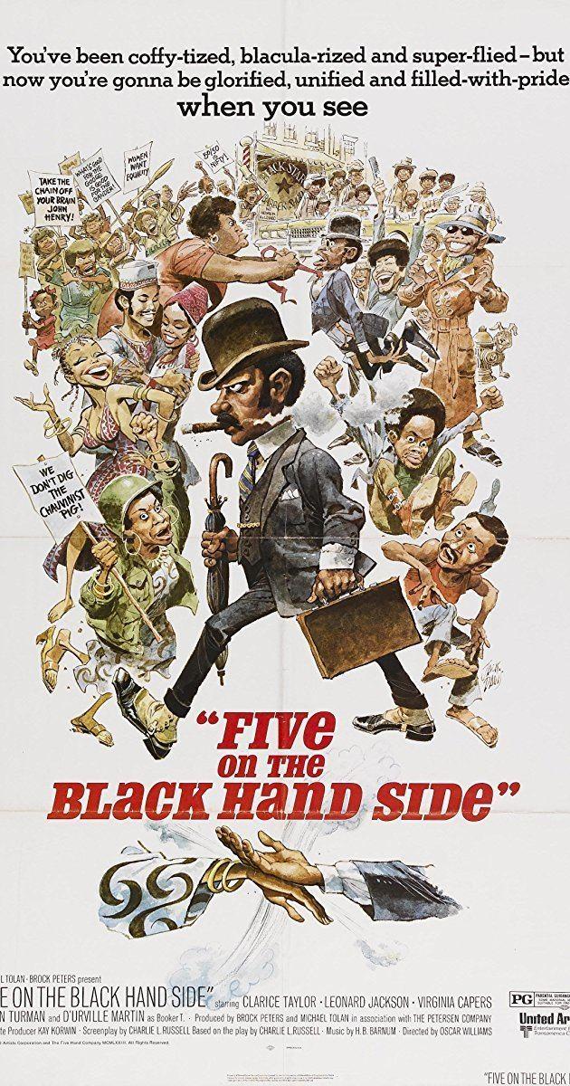 Five on the Black Hand Side Five on the Black Hand Side 1973 IMDb
