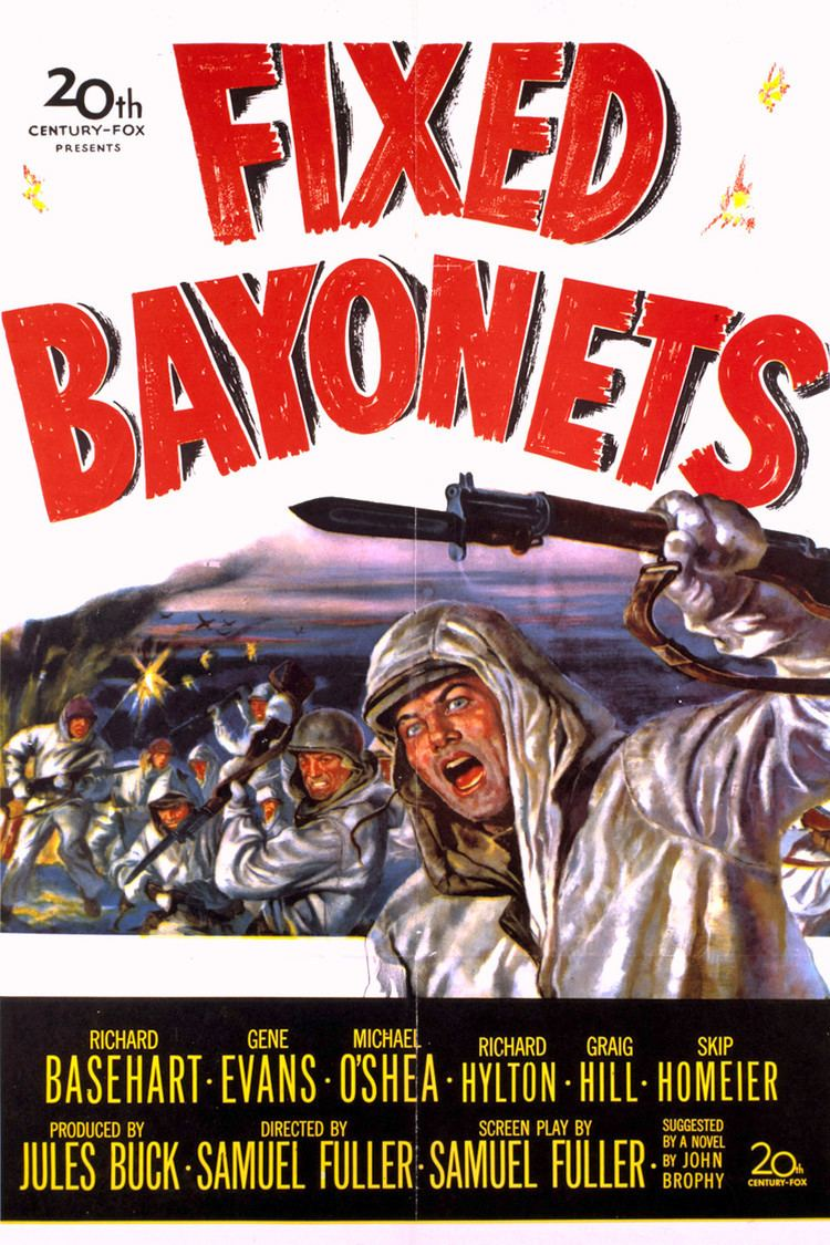 Fixed Bayonets! wwwgstaticcomtvthumbmovieposters43918p43918