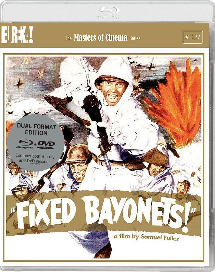 Fixed Bayonets! Bluray Review Fixed Bayonets 1951