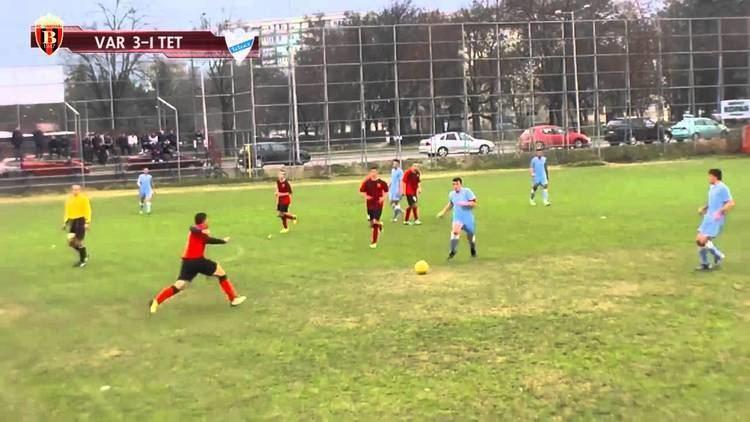 FK Teteks FK Vardar FK Teteks Mladinci 01032014 YouTube