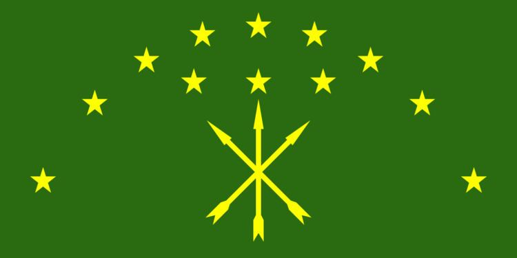 Flag of Adygea