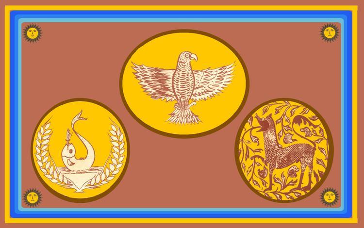 Flag of Eastern Province, Sri Lanka