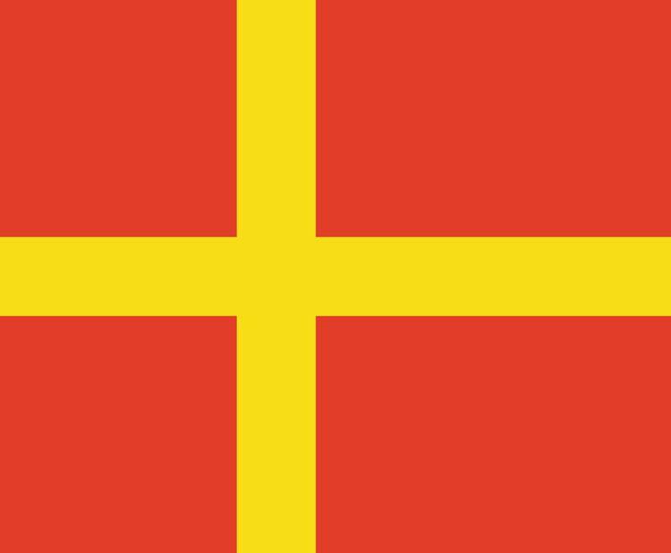 Flag of Scania