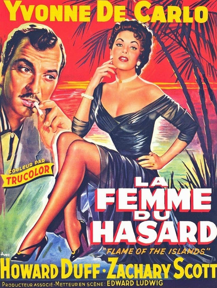 Flame of the Islands Lauras Miscellaneous Musings Tonights Movie Flame of the Islands