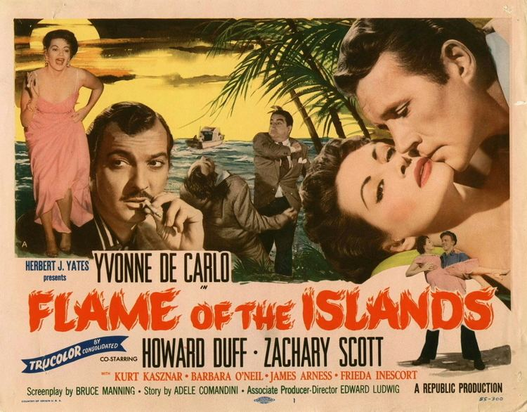 Flame of the Islands FileFlame of the Islands posterjpg Wikimedia Commons