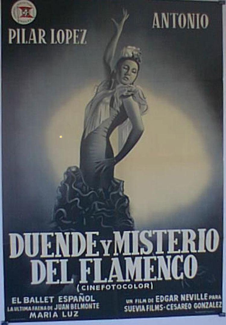 Flamenco (1952 film) wwwbenitomoviepostercomcatalogimagesmoviepost