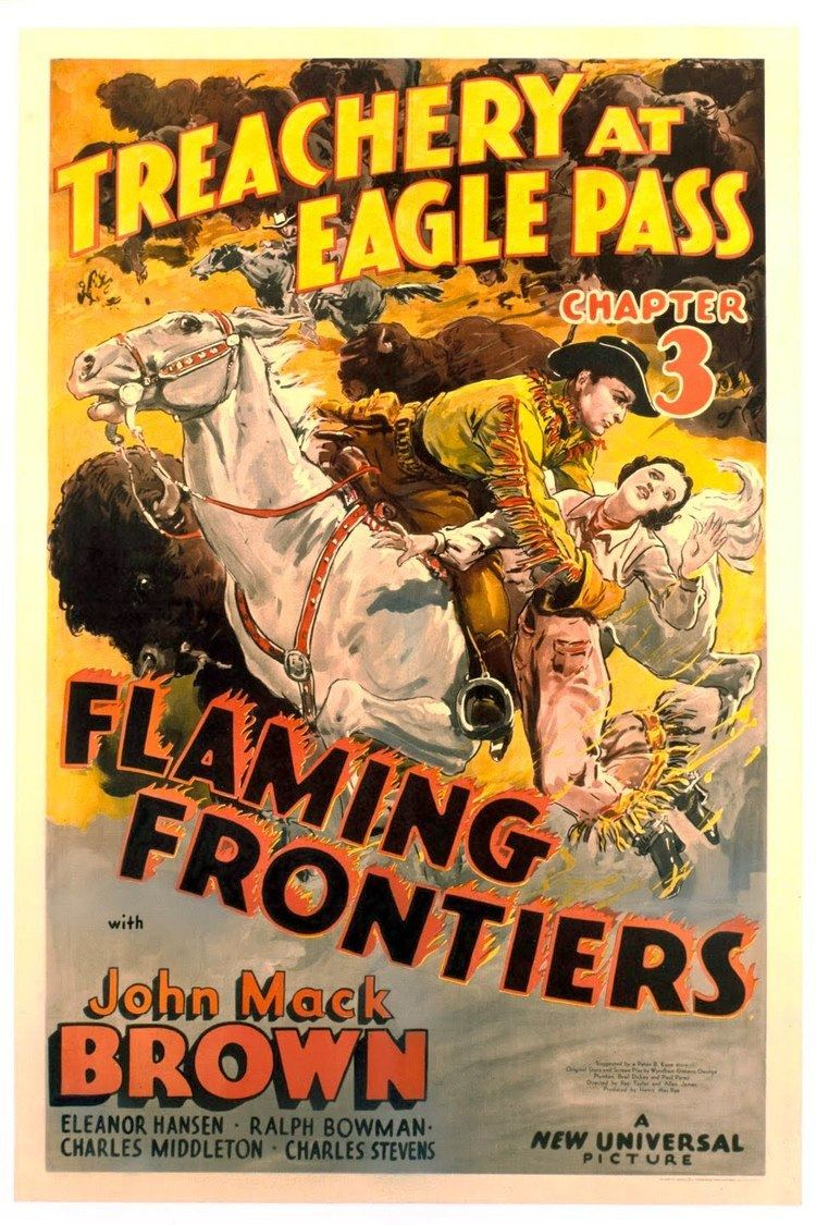 Flaming Frontiers wwwgstaticcomtvthumbmovieposters46944p46944