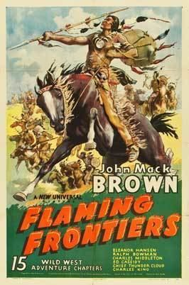 Flaming Frontiers Flaming Frontiers Movie Posters From Movie Poster Shop