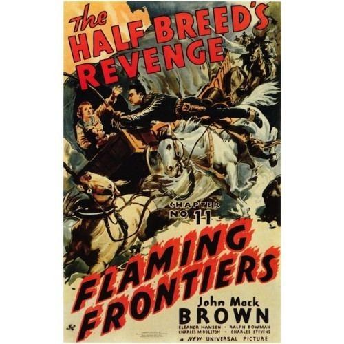 Flaming Frontiers FRONTIERS 1938
