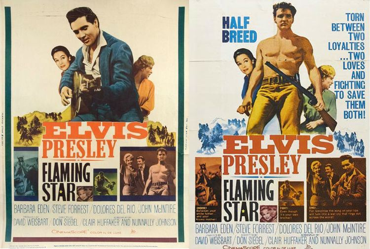 Flaming Star The Elvis Files Flaming Star 1960 Cinefille