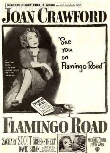 Flamingo Road (film) Streamline The Official Filmstruck Blog Joan Crawford in