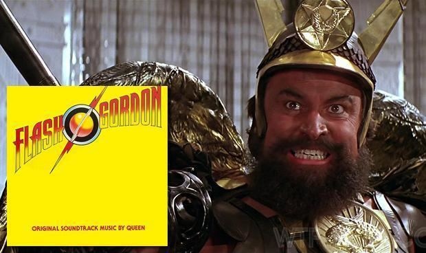 Flash Gordon Classic movie scenes Flash Gordon Queen were a perfect fit for this film for the simple reason that both the script and the band were tongue in cheek