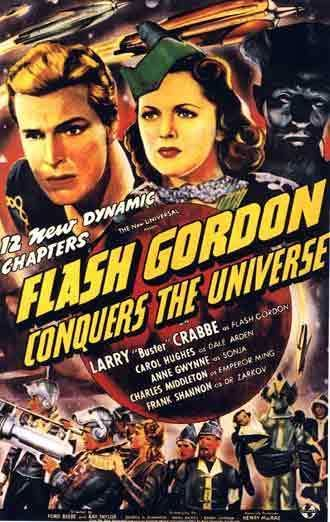 Flash Gordon Conquers the Universe Flash Gordon Conquers the Universe Ford Beebe Ray Taylor 1940