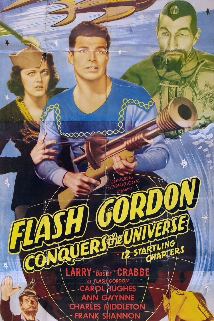 Flash Gordon Conquers the Universe wwwgstaticcomtvthumbmovieposters6250p6250p