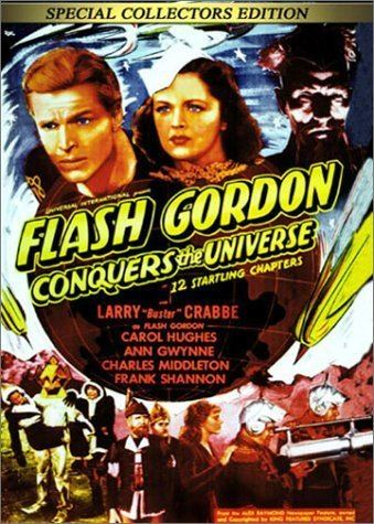 Flash Gordon Conquers the Universe Amazoncom Flash Gordon Conquers the Universe Buster Crabbe Carol