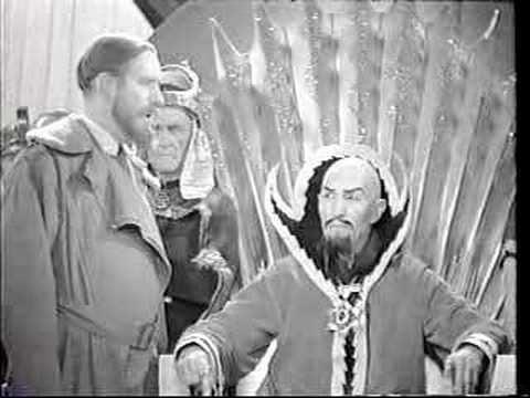 Flash Gordon (serial) Flash Gordon 1936 Serial clip YouTube