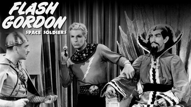 Flash Gordon (serial) Flash Gordon Scifist