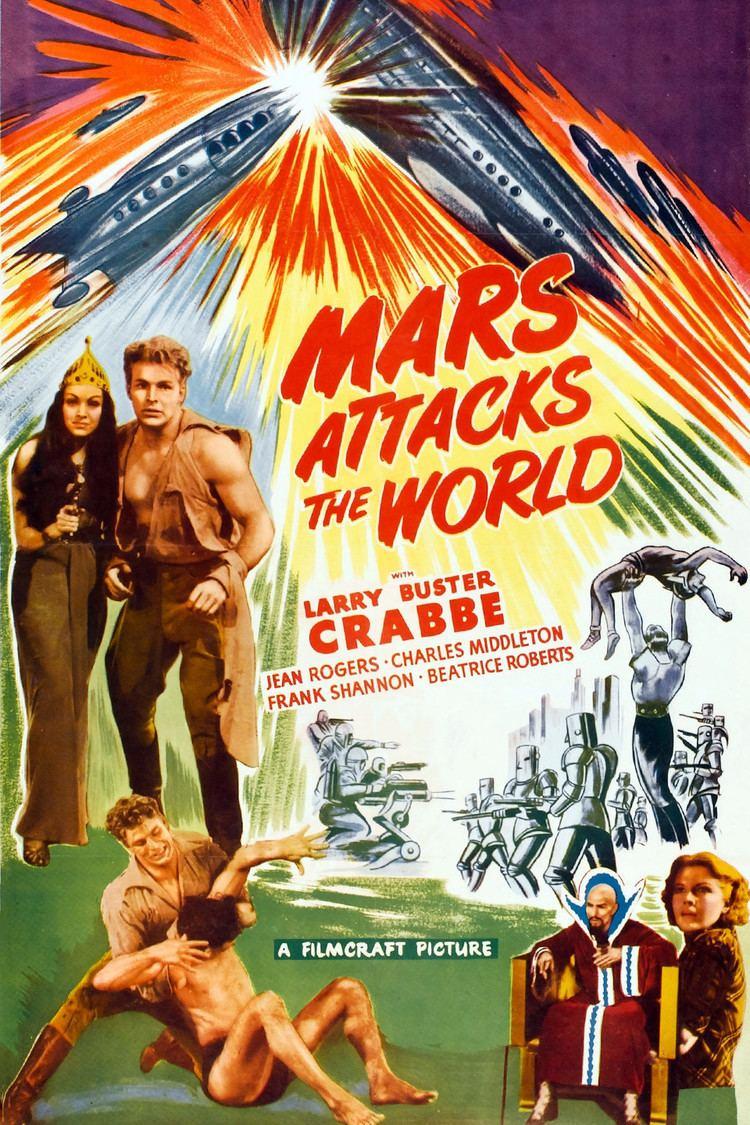 Flash Gordon's Trip to Mars wwwgstaticcomtvthumbmovieposters6138p6138p
