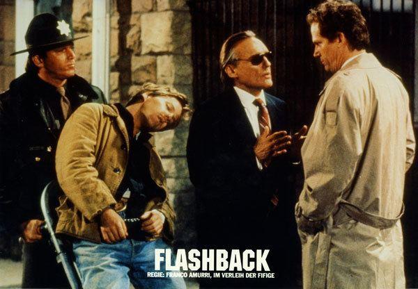 Flashback (1990 film) Flashback 1990
