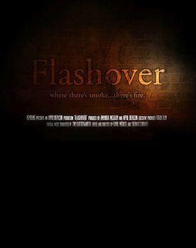 Flashover (film) movie poster