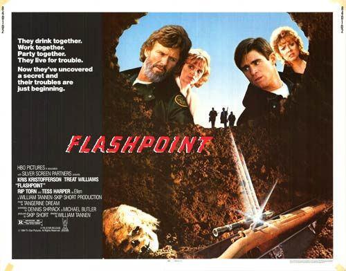 Flashpoint (1984 film) Flashpoint 1984