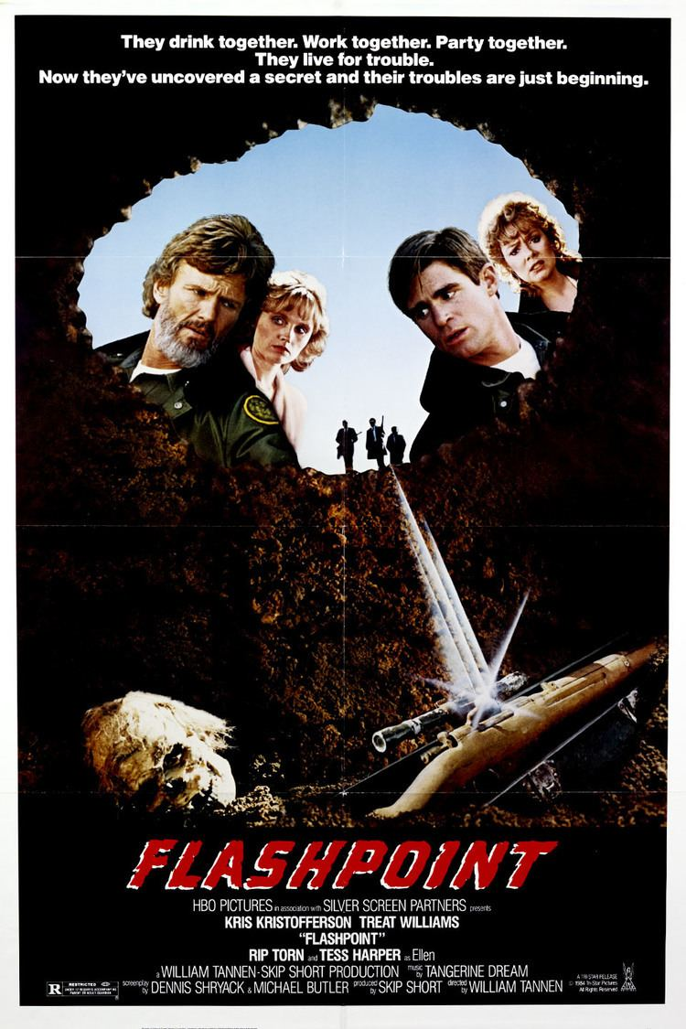 Flashpoint (1984 film) wwwgstaticcomtvthumbmovieposters8320p8320p