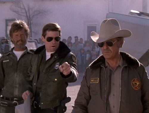 Flashpoint (1984 film) Flashpoint 1984 Internet Movie Firearms Database Guns in