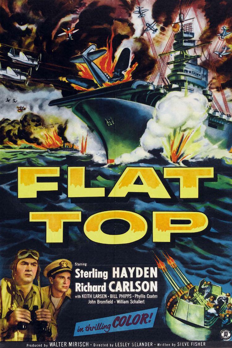 Flat Top (film) wwwgstaticcomtvthumbmovieposters37557p37557