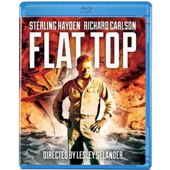 Flat Top (film) DVD Savant Bluray Review Flat Top