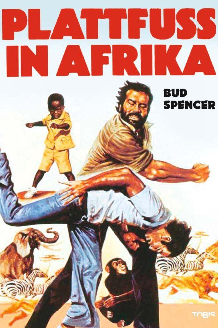 Flatfoot in Africa Flatfoot in Africa 1978 moviesfilmcinecom