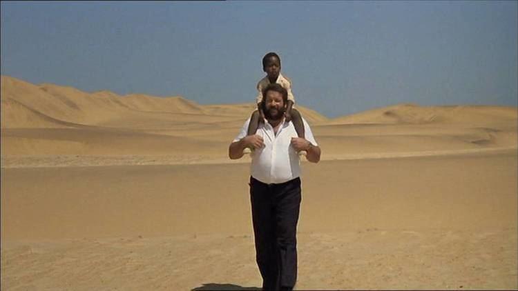 Flatfoot in Africa Elokuvahmpp Flatfoot in Africa Tyrmjpoliisi Karski kytt