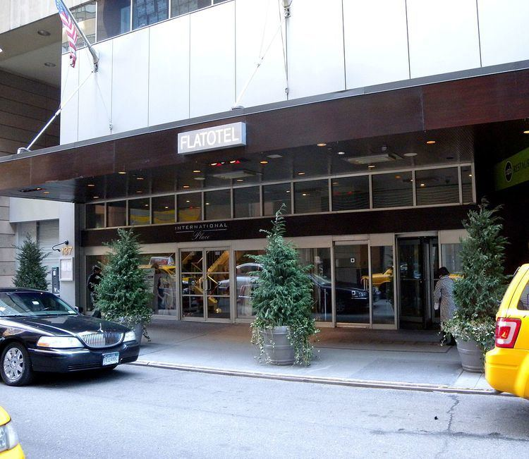 Flatotel Hotel