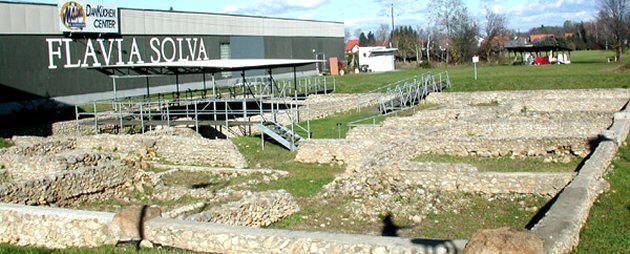 Flavia Solva Rmermuseum Flavia Solva in Wagna