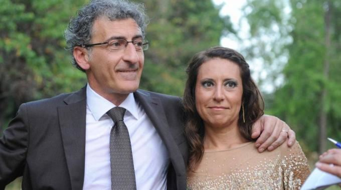 Flavio Delbono C39 Delbono tra i fiori d39arancio l39ex sindaco ha sposato
