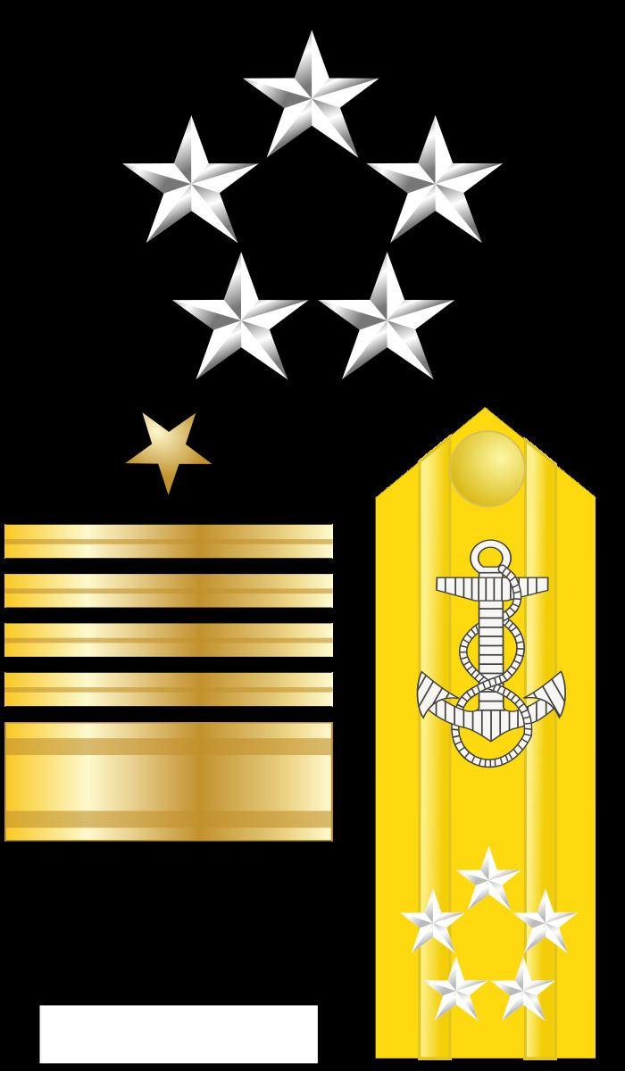 Fleet admiral (United States)