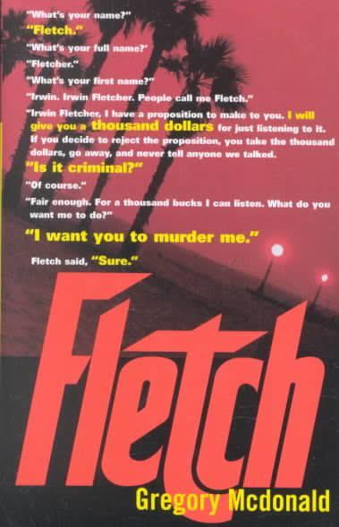 Fletch (novel) t2gstaticcomimagesqtbnANd9GcTjZ2mpWWTsoIvQCj