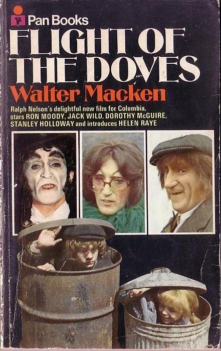 Flight of the Doves Walter Macken FLIGHT OF THE DOVES Ron Moody Jack Wild Dorothy