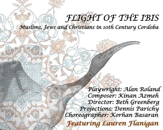 Flight of the Ibis Flight of the Ibis Saint Peters Church