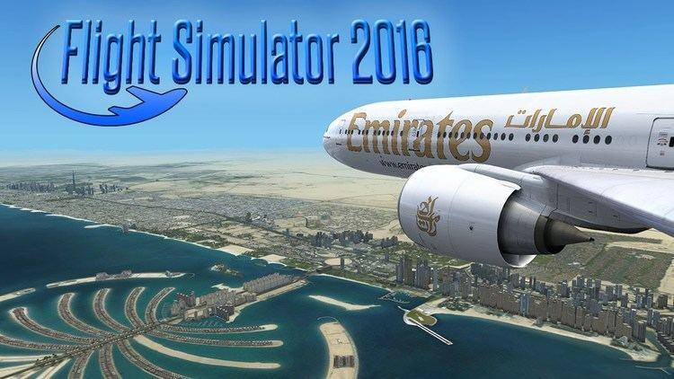 Flight simulator Flight Simulator 2016 Stunning Realism YouTube