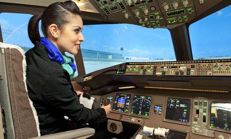 Flight simulator Boeing 777 Flight Simulator Toronto Attraction uFly Simulator