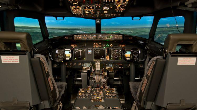 Flight simulator MPL Simulator solutions Boeing 737800 flight simulator