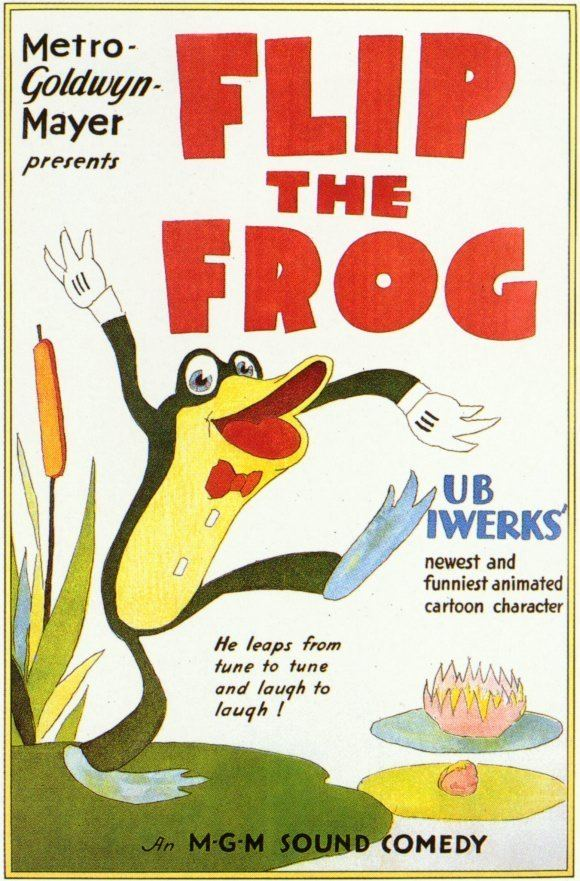 Flip the Frog The Hunt for FLIP THE FROG Begins Cartoon Research