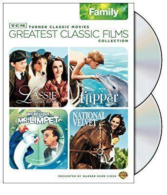 Flipper (1963 film) Amazoncom TCM Greatest Classic Films Collection Family Lassie